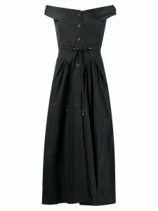 Vivienne Westwood Anglomania off-the-shoulder dress - Black