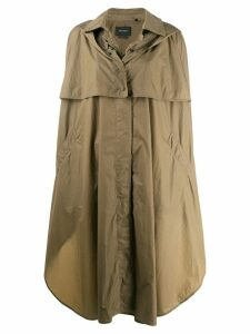Isabel Marant Impermeable Coleen trench coat - Green