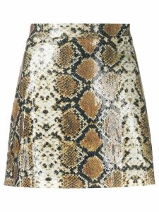 In The Mood For Love Anika skirt - Neutrals