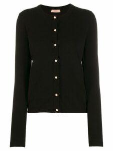 Twin-Set slim fit cardigan - Black