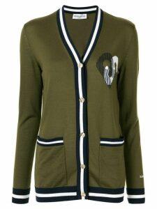 Sonia Rykiel 'RS' cardigan - Green