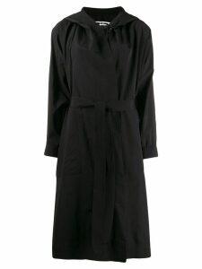 McQ Alexander McQueen oversized coat - Black