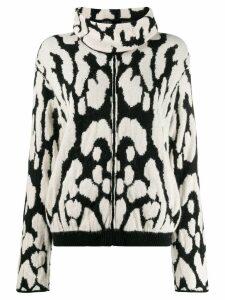 Pierantoniogaspari printed jacket - Black