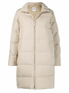 Aspesi zip padded coat - NEUTRALS
