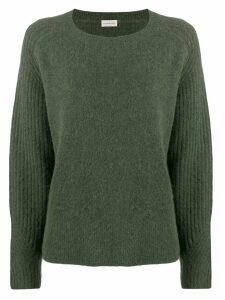 By Malene Birger fine knit jumper - Green