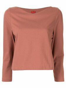 Des Prés plain T-shirt - Pink