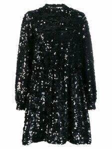 MSGM sequis embellished short dress - Black
