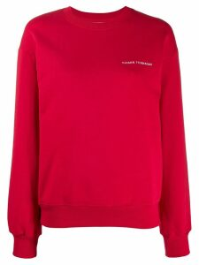 Chiara Ferragni Flirting sweatshirt - Red