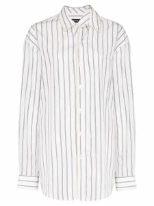 Y/Project striped shirt - White