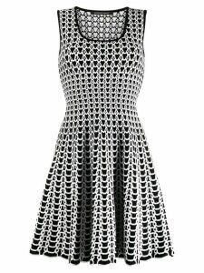 Antonino Valenti short flared dress - Black
