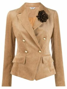 Liu Jo classic double-breasted blazer - Neutrals