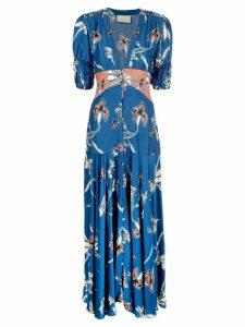 Alexis Bowden dress - Blue