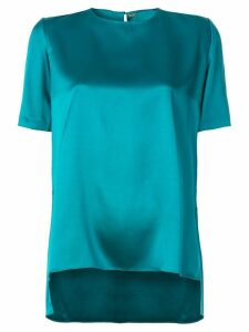 Adam Lippes round neck blouse - Green