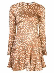 Alexis Madhu dress - Brown