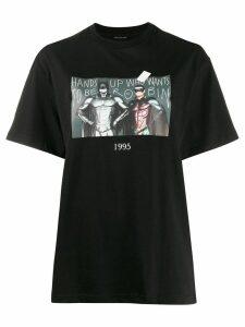 Throwback. 1995 Batman T-shirt - Black