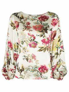 Etro floral print blouse - Multicoloured