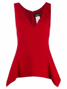 Dsquared2 peplum top