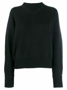 Isabel Marant Étoile Karl double knit sweater - Black