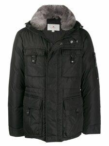 Peuterey hooded down jacket - Black