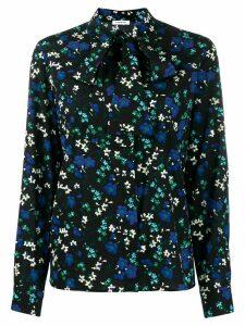 P.A.R.O.S.H. floral print shirt - Black