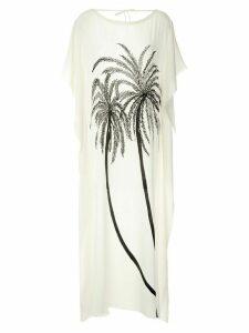 Brigitte maxi dress - White