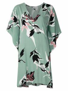 Brigitte printed beach dress - Multicolour