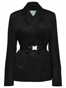 Prada gabardine jacket - Black