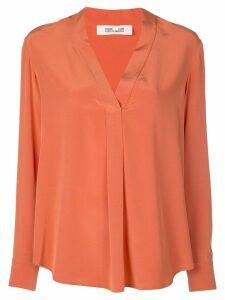Diane von Furstenberg Sanorah blouse - Orange