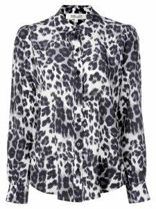 Diane von Furstenberg Mariah shirt - Black