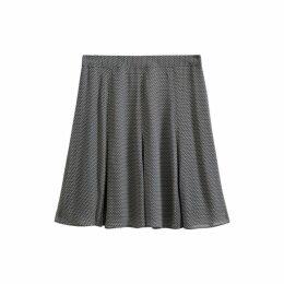 Jigsaw Ditsy Daisy Godet Flippy Skirt