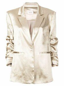 Cinq A Sept Kylie blazer - Gold