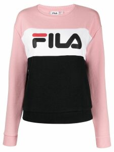 Fila Leah crew-neck sweatshirt - Pink
