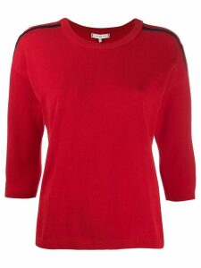 Tommy Hilfiger relaxed fit sweatshirt - Red