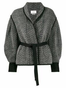 Isabel Marant Étoile loose fit coat - Grey