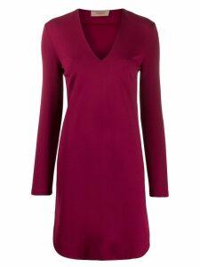 LIU JO tunic dress - Red