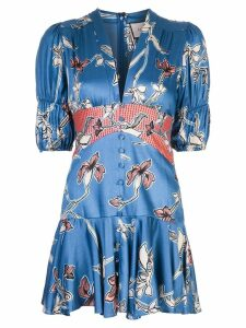 Alexis Nari dress - Blue