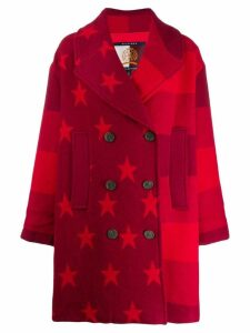 Tommy Hilfiger stars and stripes coat - Red