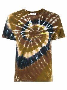Collina Strada Tie-dye T-shirt - Brown