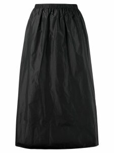 The Row elasticated skirt - Black