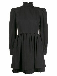 Marc Jacobs puff sleeved dress - Black