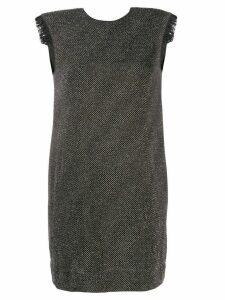 Philosophy Di Lorenzo Serafini lace cap sleeves dress - Black