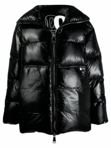 Khrisjoy oversized padded coat - Black