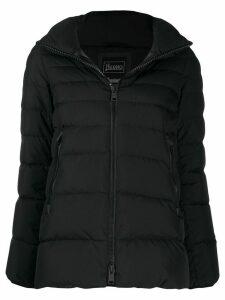 Herno Winstopper padded jacket - Black