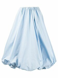 Simone Rocha bubble hem skirt - Blue