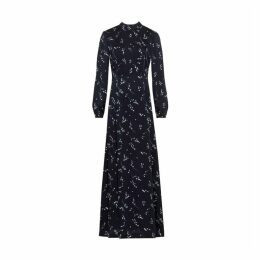 Ivy & Oak Long Printed Evening Dress