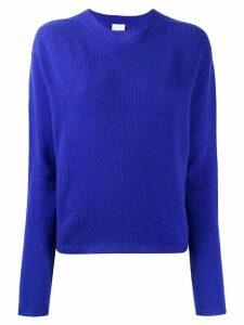Alysi dropped shoulder sweater - Blue