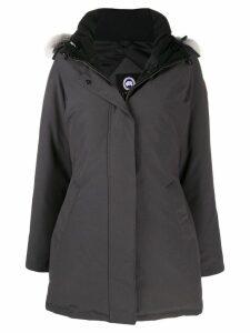 Canada Goose slim-fit raincoat - Grey