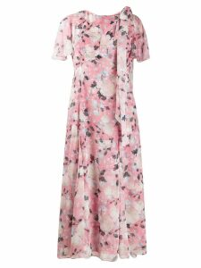 Erdem Kirstie dress - Pink