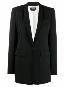 Isabel Marant single button blazer - Black