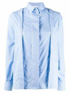 Each X Other Re-sculpted poplin shirt - Blue